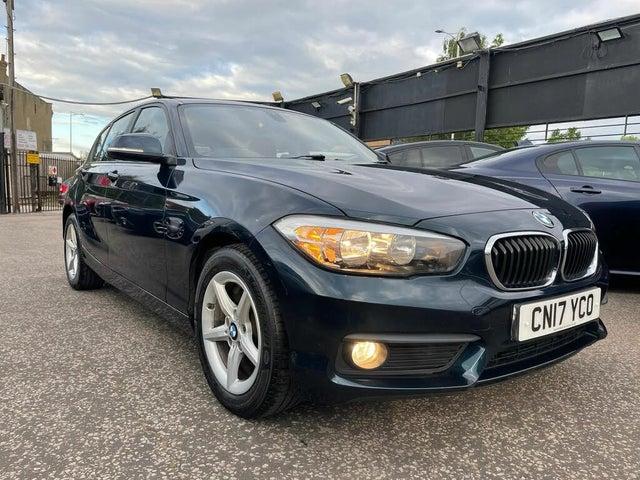 2017 BMW 1 Series 1.5TD 116d SE 5d Auto (17 reg)
