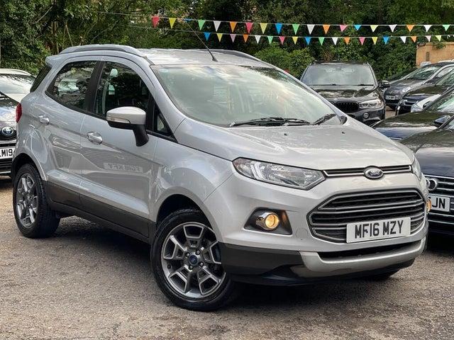 2016 Ford EcoSport 1.0 Titanium (16 reg)