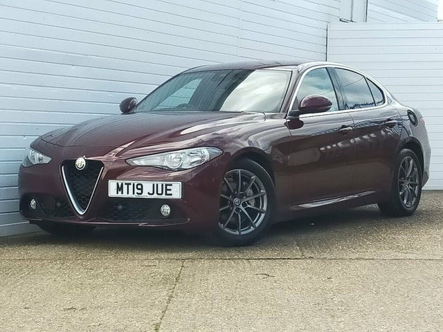 2018 Alfa Romeo Giulia 2.2TD Tecnica (150bhp) (19 reg)