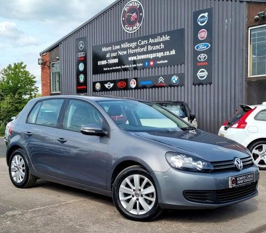 2012 Volkswagen Golf 1.4 Match 5d DSG (62 reg)