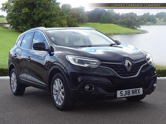2018 Renault Kadjar 1.2 TCe Dynamique Nav (s/s) (18 reg)