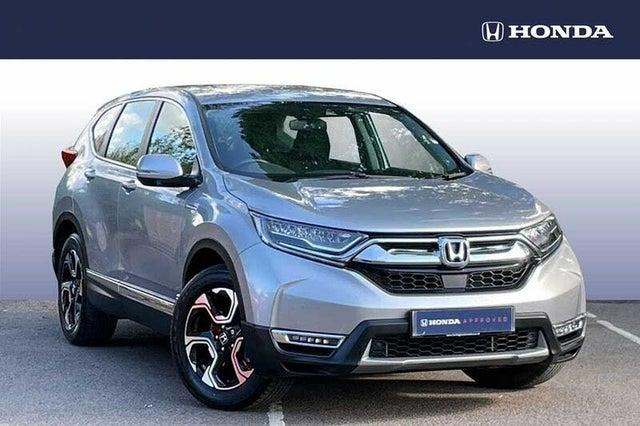 2020 Honda CR-V 2.0 i-MMD SE (70 reg)