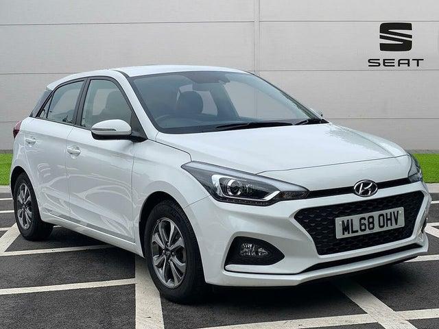 2018 Hyundai i20 1.2 SE MPi (ISG) Hatchback 5d (68 reg)