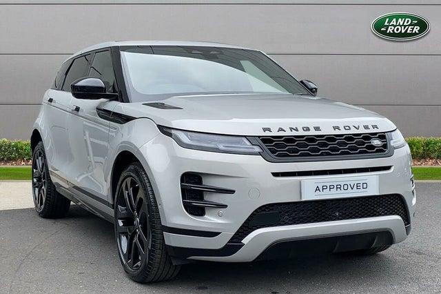 2021 Land Rover Range Rover Evoque 2.0 D200 Autobiography (LZ reg)