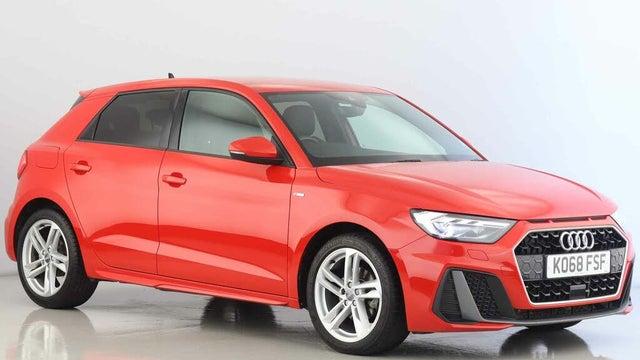 2018 Audi A1 1.0 30 TFSI S Line (68 reg)