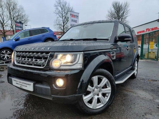 2014 Land Rover Discovery 4 3.0 SD V6 XS (14 reg)