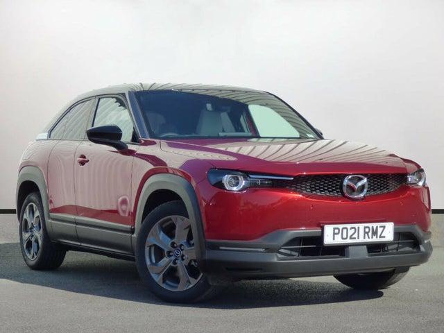 2021 Mazda MX-30 E GT Sport Tech (21 reg)