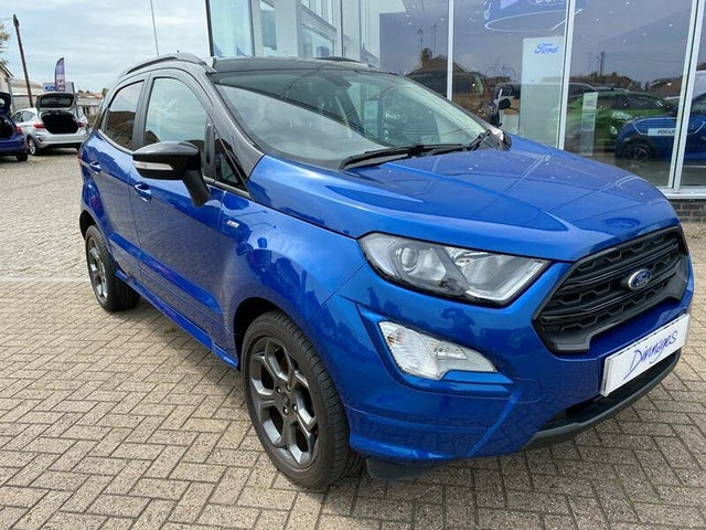 2019 Ford EcoSport 1.0T ST-Line (140ps) (19 reg)