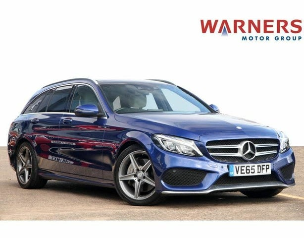 2016 Mercedes-Benz C-Class 2.1d C250d AMG Line (204ps) (Premium)(s/s) Estate 5d Auto (65 reg)
