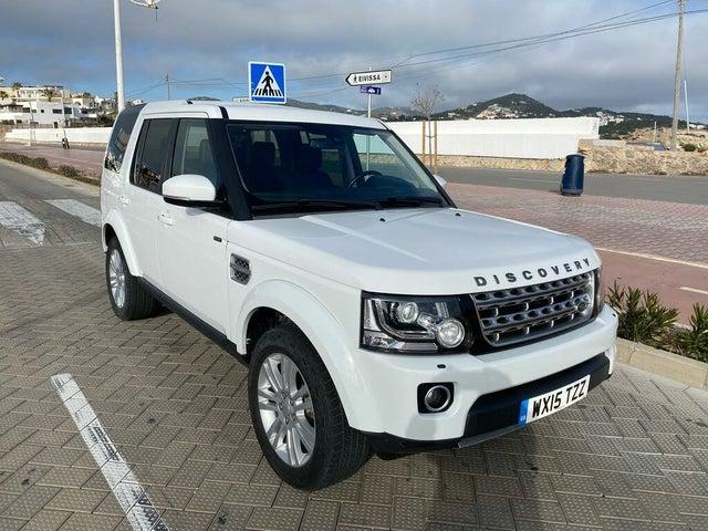 2015 Land Rover Discovery (Z9 reg)