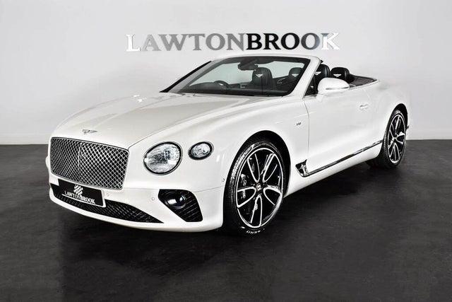 2020 Bentley Continental 4.0 GT V8 (507ps) Convertible 3993cc (69 reg)
