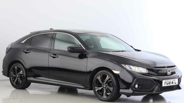 2018 Honda Civic 1.6 i-DTEC SR Hatchback 5d (18 reg)