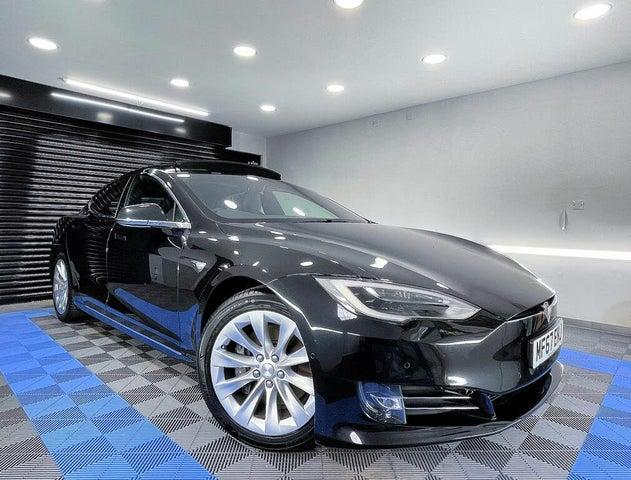 2017 Tesla Model S E 75 (235kw) Saloon 4d (67 reg)