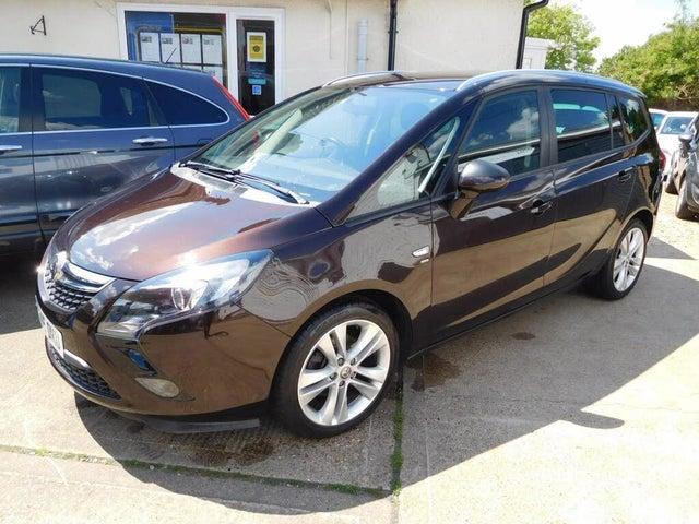 2015 Vauxhall Zafira Tourer 2.0CDTi SRi (130ps) (LP reg)