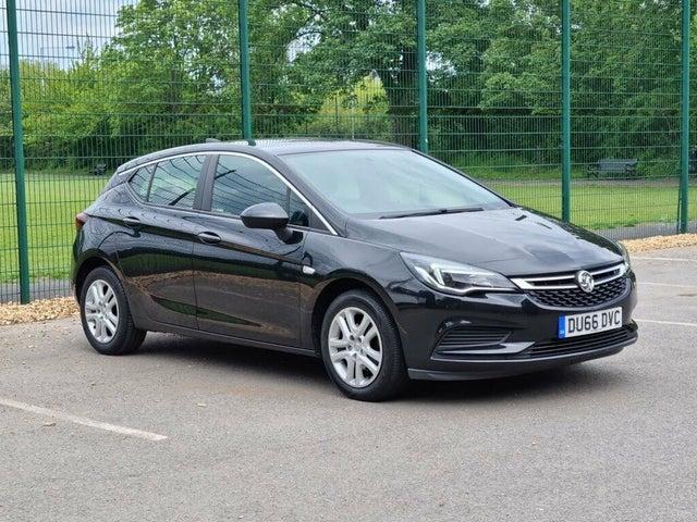 2016 Vauxhall Astra 1.0i Turbo Tech Line Hatchback (66 reg)