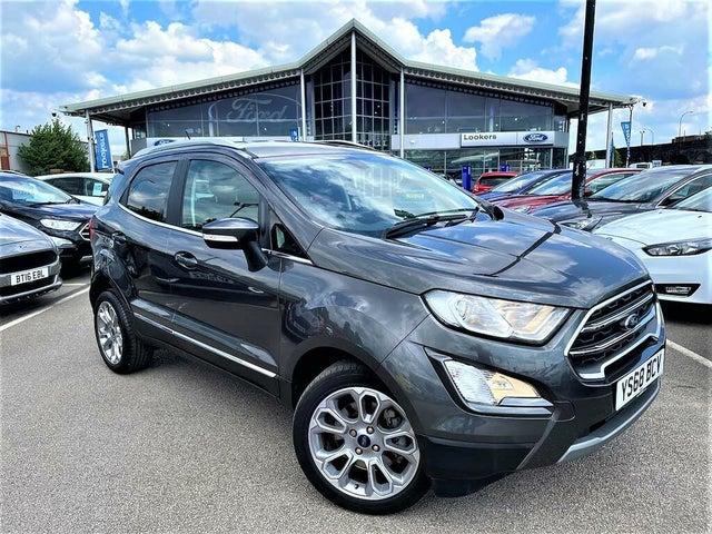 2018 Ford EcoSport TITANIUM (68 reg)