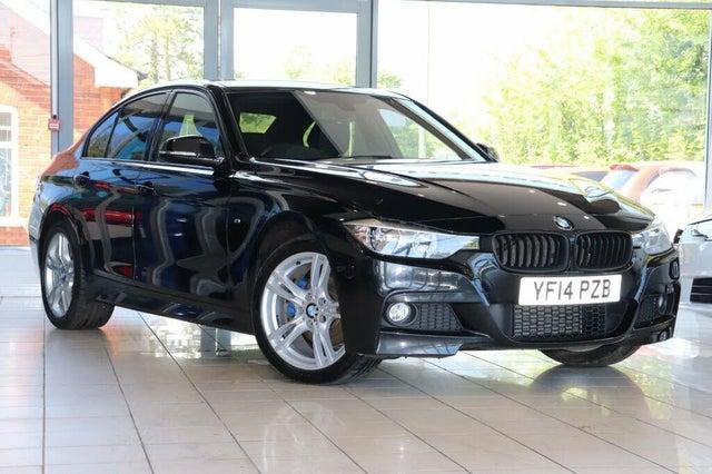 2014 BMW 3 Series 2.0TD 320d xDrive M Sport Saloon 4d (14 reg)