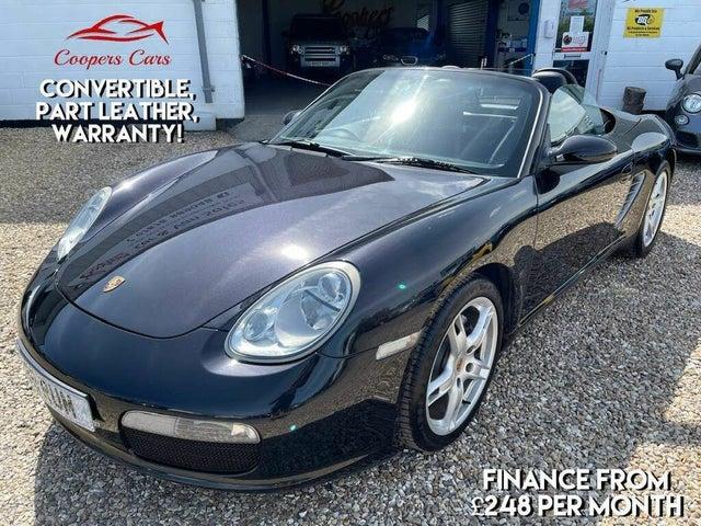 2007 Porsche Boxster 2.7 (8R reg)