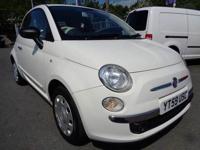 2009 Fiat 500 1.2 POP (59 reg)