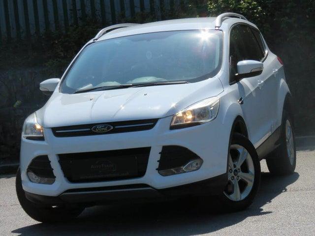 2013 Ford Kuga 2.0TDCi Zetec (13 reg)