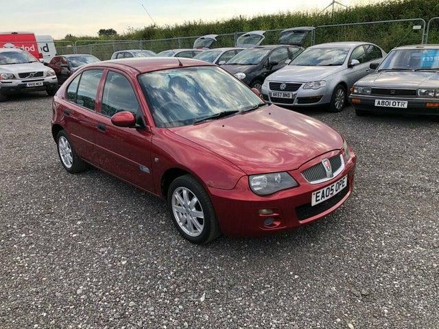 2005 Rover 25 1.4 Si 84ps 5d (05 reg)