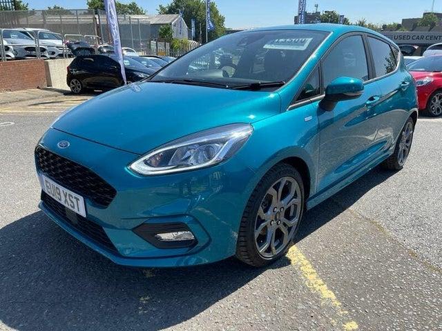2019 Ford Fiesta 1.0T ST-Line (140ps) 5d (19 reg)