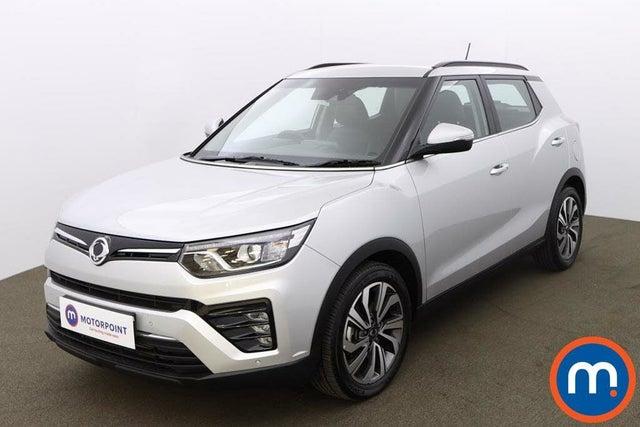 2020 Ssangyong Tivoli 1.5 Ultimate Auto (T3 reg)