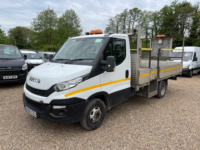 2016 Iveco Daily C Class 2.3TD 35C13 3750 Chassis Cab (66 reg)