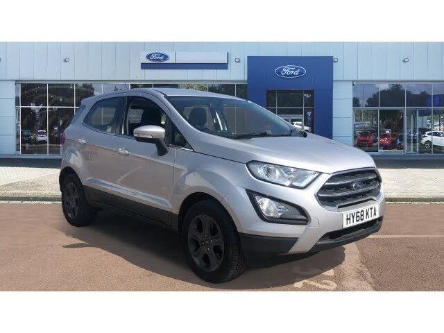2018 Ford EcoSport (68 reg)
