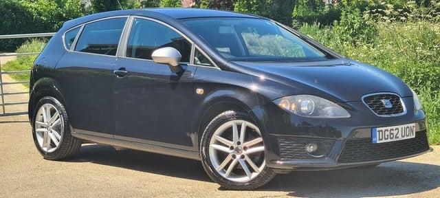 2012 Seat Leon 2.0TD FR CR (140ps) (SZ reg)