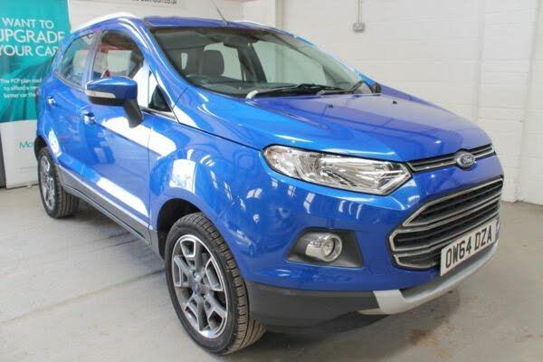 2015 Ford EcoSport 1.5TDCi Titanium (X Pack) (64 reg)