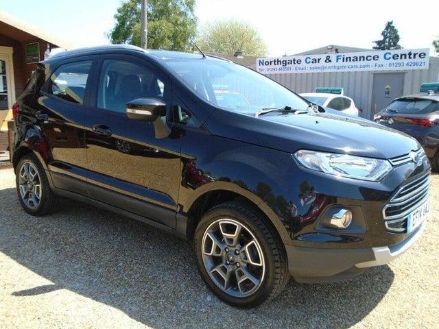 2014 Ford EcoSport 1.5 Titanium (X Pack) Ti-VCT (14 reg)