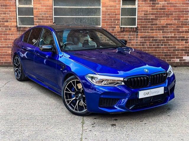 2019 BMW 5 Series 4.4 M5 Competition (68 reg)