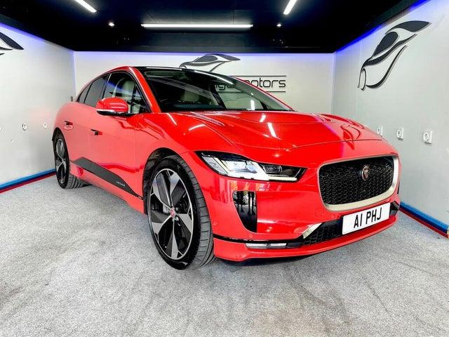 2019 Jaguar I-Pace EV400 First Edition (DH reg)