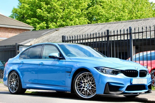 2018 BMW 3 Series 3.0 M3 (Competition Package) M DCT (S8 reg)