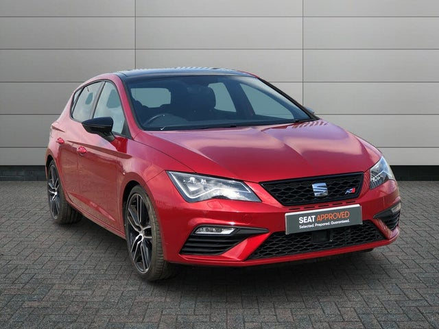 2018 Seat Leon 2.0 TSI Cupra 300 Hatchback 5d DSG (18 reg)