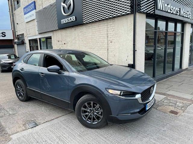 2019 Mazda CX-30 2.0 SKYACTIV-X SE-L Lux Auto (69 reg)