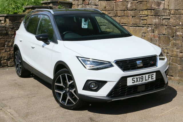 2019 Seat Arona 1.5 TSI EVO FR Sport (s/s) (19 reg)