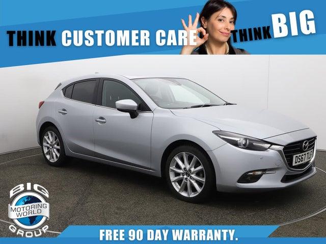 2018 Mazda Mazda3 2.0 Sport Nav (120ps) Hatchback 5d (67 reg)