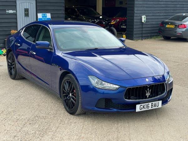 2016 Maserati Ghibli 3.0TD (16 reg)