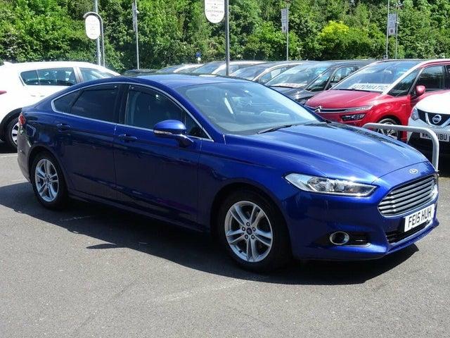 2015 Ford Mondeo 2.0TDCi Titanium (180ps) (s/s) Hatchback (15 reg)