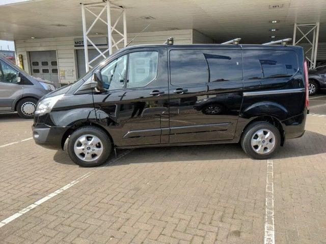 2017 Ford Transit Custom 2.0TDCi 290 L1H1 Limited (130PS)(EU6) Panel Van (18 reg)