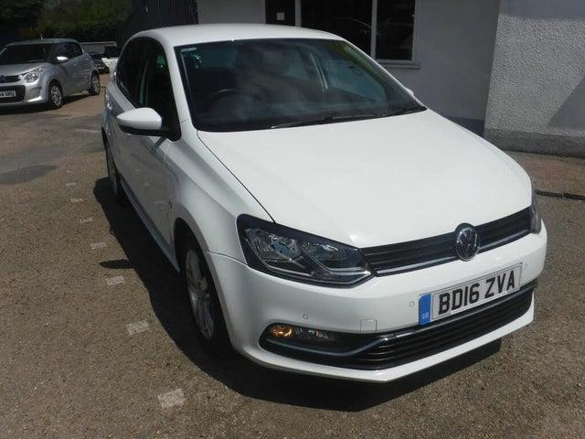 2016 Volkswagen Polo 1.2 TSI Match 5d (16 reg)