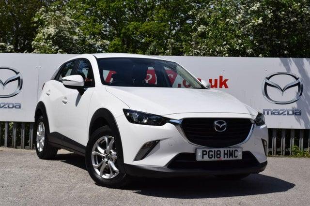 2018 Mazda CX-3 2.0 SE Nav (18 reg)