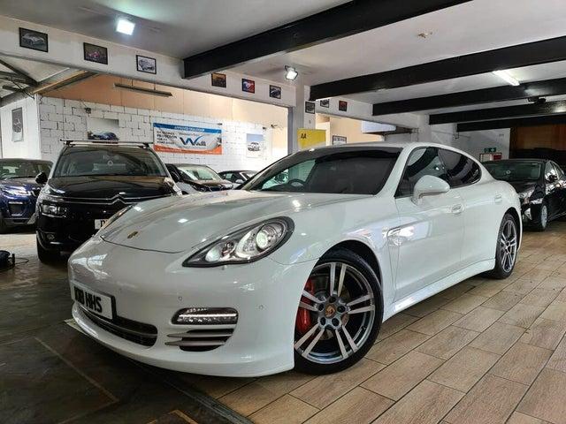 2013 Porsche Panamera 3.0TD Platinum Edition (8H reg)
