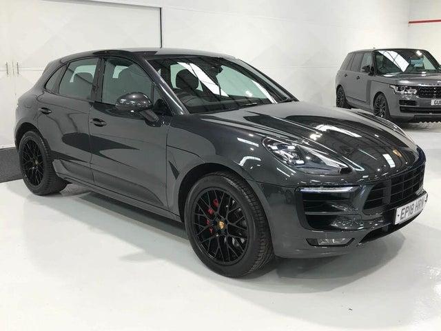 2018 Porsche Macan 3.0 GTS (1Z reg)