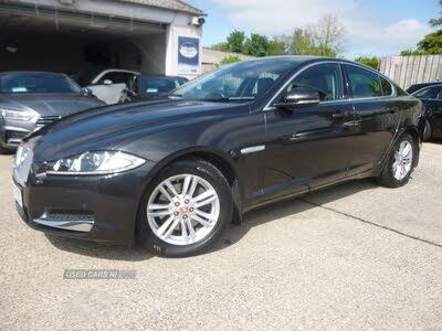 2014 Jaguar XF 2.2TD Luxury (200ps) Saloon 4d (JA reg)