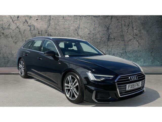 2019 Audi A6 Avant 2.0 40 TDI S Line (19 reg)