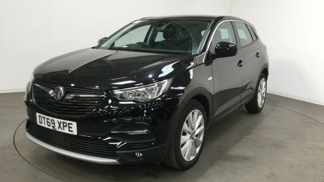 2020 Vauxhall Grandland X 1.2 Elite Nav (VZ reg)