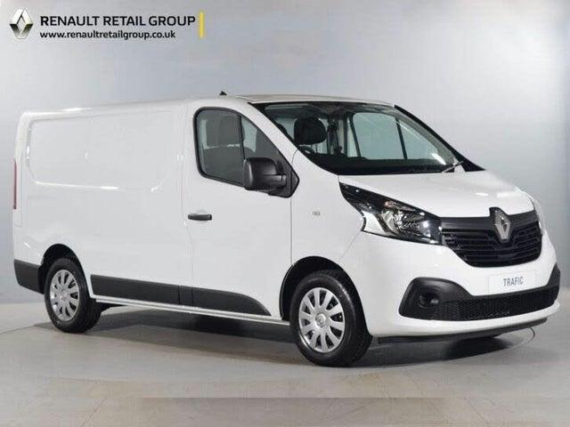 2018 Renault Trafic 1.6dCi SL27 120 Business E6 Panel Van (68 reg)